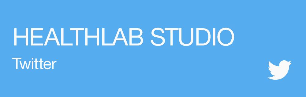 HEALTHLAB STUDIO Twitter