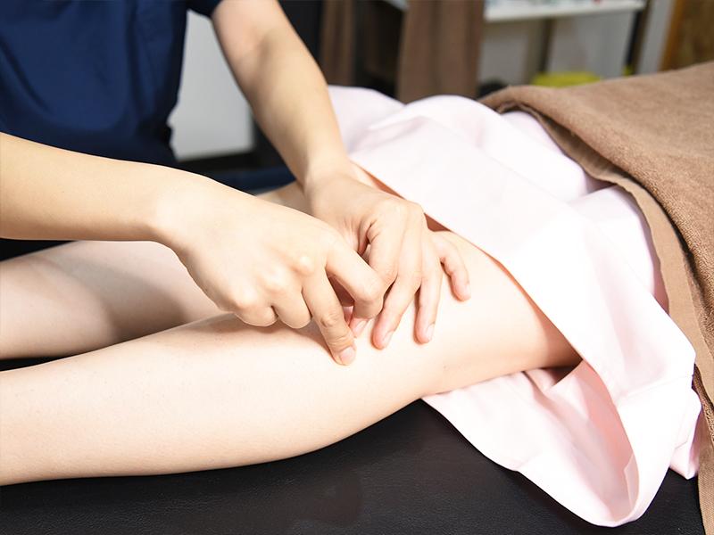 鍼治療(オプション施術)