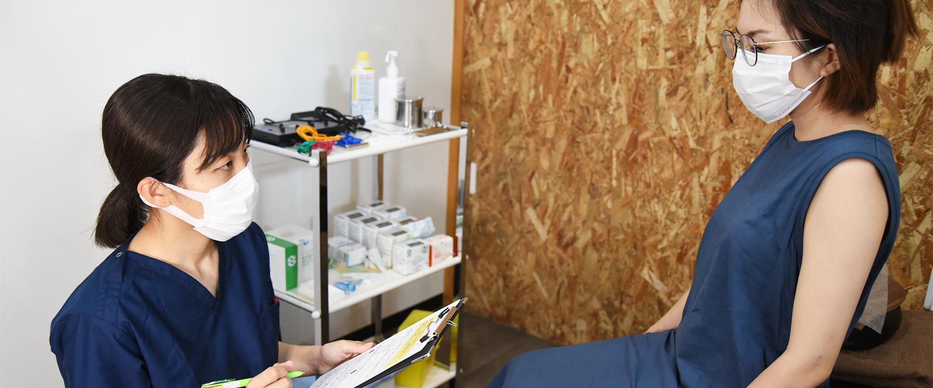 女性特有の悩みへの鍼治療