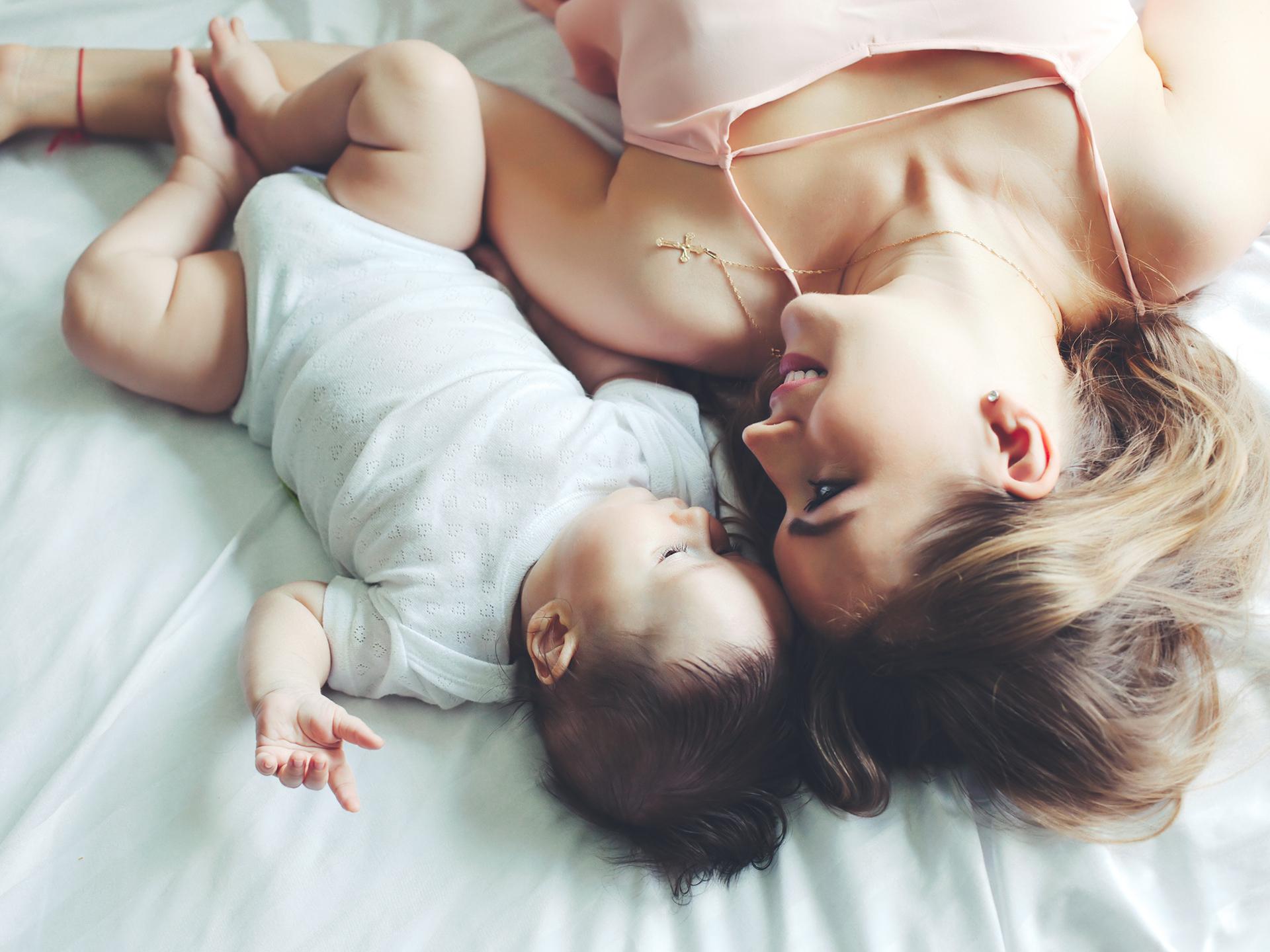 産後ママの2つの身体の変化と6つの症状